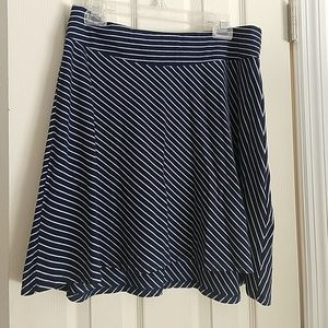 Navy Columbia Skirt